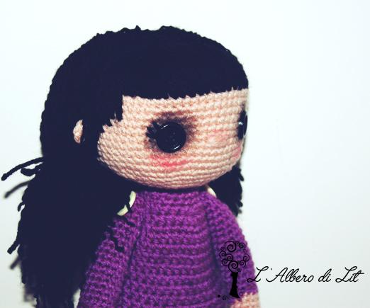Lovely fat bear amigurumi free crochet pattern - Amigu World   435x522